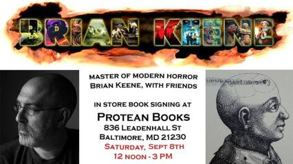 baltimore book signing