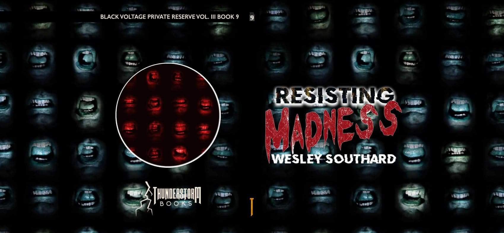 Resisting Madness Thunderstorm